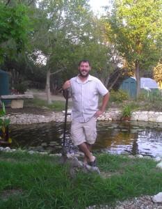 Jason Jones Austin Landscaper